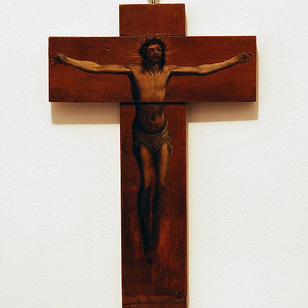 Cruz de la fundación.